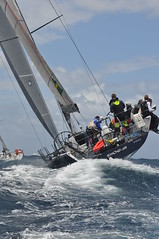 The leaning tower of carbon fibre (Couldn't Call It Unexpected) Tags: ocean race pacific yacht sydney hobart shogun