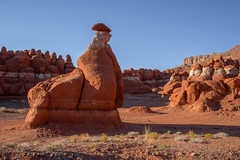 Little Egypt, Big Chicken! (Jeffrey Sullivan) Tags: road trip travel red copyright jeff monument nature rock digital canon landscape photography rebel utah photo october sandstone bureau outdoor grand management national staircase land sullivan exploration escalante 2007 blm xti littleegypt wwwjeffsullivanphotographycom seeblm blmproud