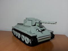 T-34 (italianww2builder) Tags: war tank lego ww2 custom russian t34