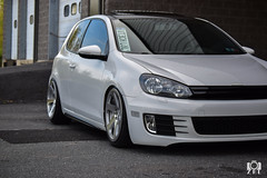 DSC_0912 (ZRL_photography) Tags: volkswagen photography photo air wheels turbo gti slammed stance photooftheday bagged airride mkvi 3sdm loweredstatus