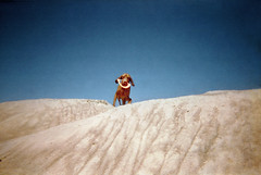 (Benedetta Falugi) Tags: blue sea sky dog love film beach analog sand friend play vizsla ishootfilm mio disposablecamera analogue amore frisby 100iso bracco filmphotography bythesea filmisnotdead istillshootfilm braccoungherese beliveinfilm benedetafalugi