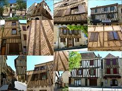 Jolies faades de Bergerac (brigeham34) Tags: france faades eu dordogne visite bergerac vieilleville aquitaine ruelles maisonscolombages fz45