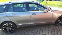 Mercedes S204 Rechts (mircocr) Tags: mercedes benz sommer 18 rechts zoll kompressor c200 alufelgen w204