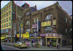 China Town on Spadina Avenue 3-D ::: HDR/Raw Anaglyph Stereoscopy (Stereotron) Tags: urban toronto ontario canada america radio canon eos stereoscopic stereophoto stereophotography 3d downtown raw control north citylife streetphotography kitlens twin anaglyph stereo stereoview to remote spatial 1855mm hdr province redgreen tdot 3dglasses hdri transmitter stereoscopy synch anaglyphic optimized in threedimensional hogtown stereo3d thequeencity cr2 stereophotograph anabuilder thebigsmoke synchron redcyan 3rddimension 3dimage tonemapping 3dphoto 550d torontonian stereophotomaker 3dstereo 3dpicture anaglyph3d yongnuo stereotron