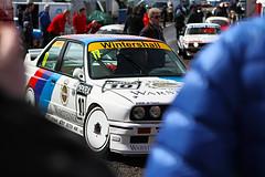 BMW M3 E30 (Hipwell Photography) Tags: car festival historic bmw m3 touring e30 motorsport 2016 dongintonpark
