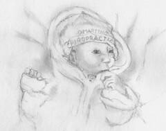 Baby.Aiden (SandraNestle) Tags: baby art portraits children drawing originalart charcoal sketchbookdrawings sandranestle