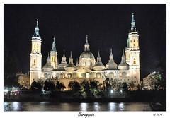 Saragossa, 10.10.13 (ritsch48) Tags: zaragoza aragon ebro spanien saragossa basilicadelpilar aragonien