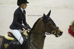 Edwina Tops-Alexander riding Lintea Tequila (yasminabelloargibay) Tags: horse caballo cheval spain corua mare cavalier horseshow cavalo pferd stallion hest paard showjumping lacoruna acorua horserider gelding showjumper hipica hipismo casasnovas