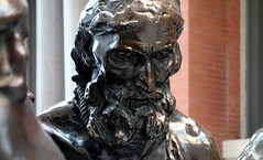 Rodin, The Burghers of Calais (details)