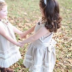 Classic monogram linen & lace dress http://ift.tt/1KxyHre #flowergirldress #rusticweddings #rusticwedding #farmwedding #fallphotos #falldress #barnwedding #barnweddings #burlapwedding #beachportraits #linen #linendress #lacewedding #linendressbeach #linen (ericclark) Tags: rustic barnwedding barnweddings