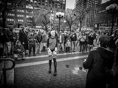 Pantless Sunday 04. (rockerlan) Tags: street urban subway square photography photo downtown pants manhattan no union sunday olympus pantless lifestyles em5