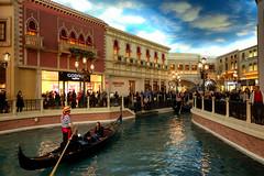 Venetian Gondola (danieljcoomber) Tags: vegas usa america us unitedstates lasvegas nevada gondola venetian