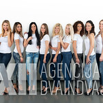 22 Agency. Part of our hostess team. Photo Gregor Ravnik