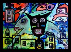 image (Menno Krant) Tags: toronto canada art dutch self painting artist canadian painter menno krant taught mennokrant