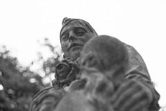 A Hero (modaser) Tags: urban blackandwhite bw building monochrome statue closeup architecture soldier design blackwhite europe dof czech soviet czechrepublic easterneurope czechoslovakia sovietunion centraleurope moravia  mikulov