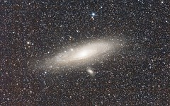 M31 - The Andromeda Galaxy (AllAboutRefractors) Tags: astrophotography astronomy dslr