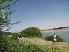 IMG_4209 (motazabdelazeem   ) Tags: sudan rivernile     northernsudan    alkarafab