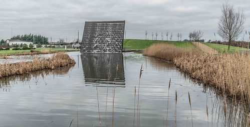 Wind Powered Public Park In Clongriffin Dublin [Father Collins Park]-110970