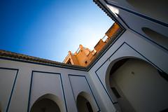 The Bahia Palace - Marrakesh (Cristin Prez) Tags: maroc marrakech marrakesh argana