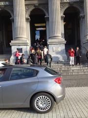Grand succès de la fêté de la gratuité à l'Aquarium Muséum de Liège !