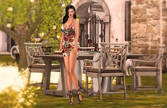 444 - Tristin at Swanks (Sannita_Cortes) Tags: fashion female sl secondlife styles ikon allure semiprecious virtualworld swanks slink virtualfashion groupgift larahurley purpleposes enwrined