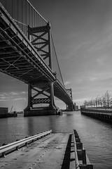 Ben Franklin Bridge 3 (t conway) Tags: