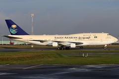HZ-HM1A 11022016 (Tristar1011) Tags: vip boeing bru pw ebbr brusselsairport saudiarabian 747300 jt9d hzhm1a saudiarabianvipflight 7473g1
