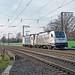 Duisburg Taurus Roland Spedition 1216 955 en Wiener lokalbahnen Cargo 1216 953