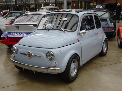 """1970's Fiat 500 """"Abarth"""""""