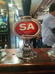 Brains SA (DarloRich2009) Tags: beer ale brewery brains sa bitter camra realale campaignforrealale brainsbrewery brainssa handpull