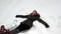 SNOW ANGEL_edited-1 (Wil_i_am Murray) Tags: snow ski angel snowshoe area nordic snoqulamie