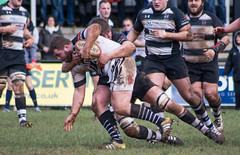 Pontypridd v Cross Keys #16 (PontyCyclops) Tags: road house club keys back football pain cross rugby centre union row full number half second hooker eight prop scrum maul pontypridd premiership winger rfc principality sardis ruck flanker
