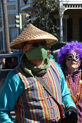 Socit de Ste. Anne 118 (Omunene) Tags: costumes party fun neworleans parade alcohol mardigras partytime faubourgmarigny licentiousness neworleansmardigras walkingparade socitdesteanne mardigras2016 alcoholfueledlicentiousness roylstreet