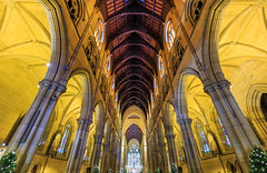 St Mary's Cathedral, Sydney, Australia (Maria_Globetrotter) Tags: christmas img0444
