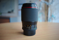 Zeiss 135mm f2.8 C/Y, red ring edition (smooth.bokeh) Tags: zeiss lens prime f28 objectif redring zeiss28mmf28cy zeiss135mmf28cy