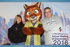 "2016 Disney Shareholder Meeting - Nick Wilde • <a style=""font-size:0.8em;"" href=""http://www.flickr.com/photos/28558260@N04/24997834094/"" target=""_blank"">View on Flickr</a>"