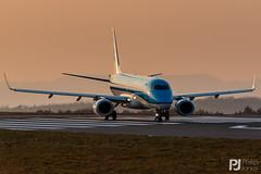KLM ERJ-190 PH-EZE (philrdjones) Tags: march swap embraer brs 2016 bristolairport erj190 cityhopper lulsgate eggd pheze erj190std bristolairportspotting southwestaviationphotographers