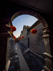 P2220916-Edit.jpg (dana.jensen) Tags: family doors arches mansion archways tianjin exits lanternfestival entrances yangliuqing shij