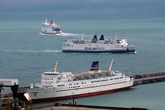 Dover (goremirebob) Tags: shipping ferries dover englishchannel