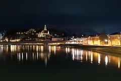 One night in Salzburg (CherryBlossom87) Tags: salzburg night