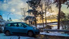 WP_20160318_07_35_55_Raw__highres (madeinfin) Tags: snow sunrise finland helsinki frosty kulosaari