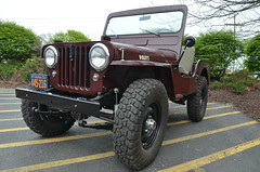 53 Willys (gwhawes) Tags: jeep 4x4 willys 1953 crawler lifted