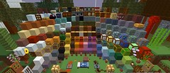 Xaiwaker Swirly Resource Pack 1.9.2/1.9/1.8.9 (MinhStyle) Tags: game video games gaming online minecraft