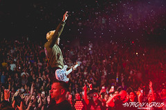 Fall Out Boy // Grand Rapids, MI // 3.7.16 (Anthony Norkus Photography) Tags: winter boy music usa fall rock mi america out photography us photo spring concert downtown tour photos bass pics michigan live north emo band grand pic pop tony rapids arena fender pete anthony falloutboy van fallout fob wentz andel 2016 petewentz norkus norkusa