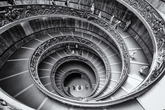 You spin me right round (Pat Charles) Tags: city urban italy vatican rome roma museum architecture stairs spiral nikon europe italia descent upstairs staircase 1001nights exploration downstairs vaticancity cittavaticano digitalphotoart 1001nightsmagiccity