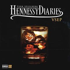 Verb - Hennessy Diaries VSEP (CD Artwork) (LewisRDixon) Tags: photoshop logo design graphicdesign creative itunes webdesign hiphop illustrator rap diaries hennessy cddesign verb flyerdesign printdesign cdartwork