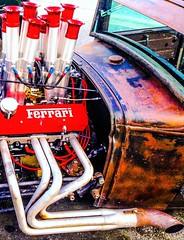 Hottie (Sonia Argenio Photography) Tags: auto car speed vintagecar florida ferrari motor collectors carshow speedster fastcar collectiblecar cruser ocalafl soniaargenio bysoniaa
