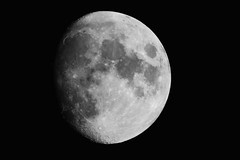 this evening's moon (theharv58) Tags: moon canonllens canon60d canonef400mmf56lens canonef400mmf56lusmlens canoneos60d moonovertoronto moonovertorontocanada