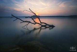 =] TEGELER SEE | sundown [=