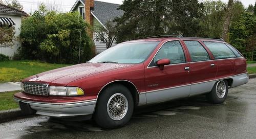 1991 96 Chevrolet Caprice Station Wagon